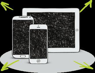 android ipad iphone