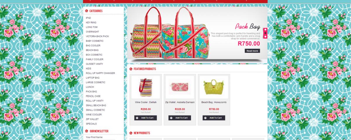E-commerce Website Design Services   Just Perfect