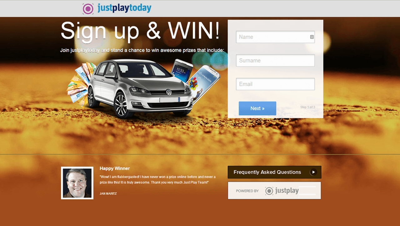 Online Marketing Services | Just Play | Just Perfect Digital Agency