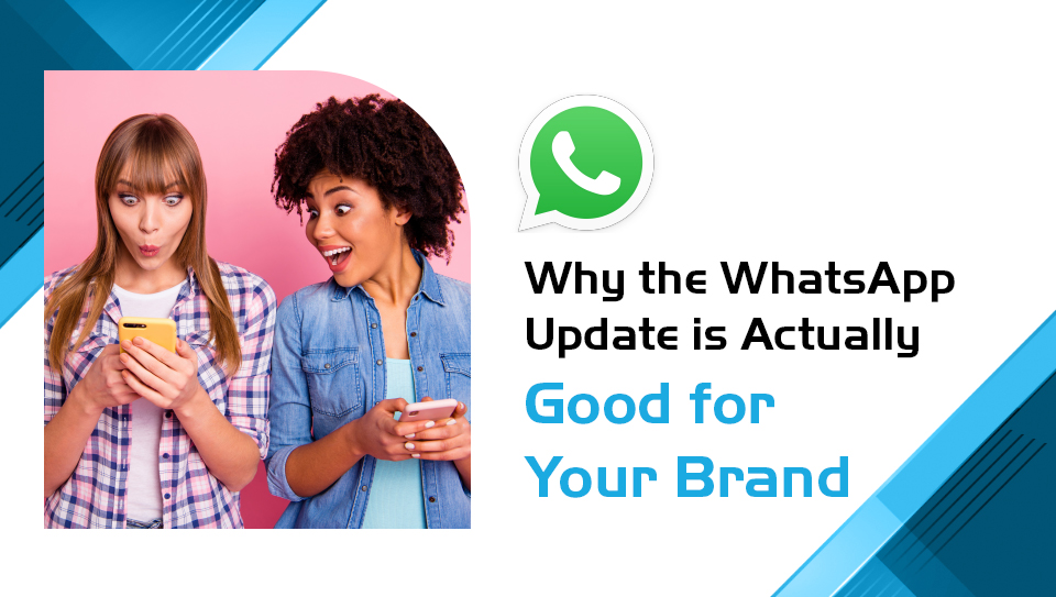 WhatsApp policy, Brands & Users